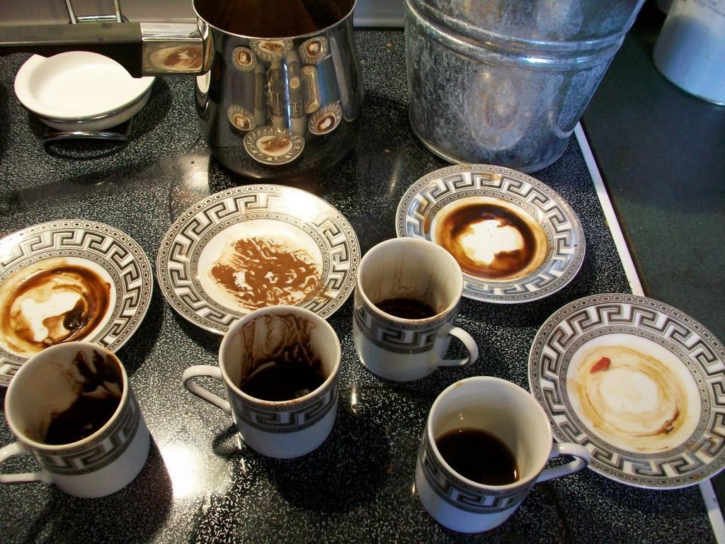 Символы на кофейной гуще