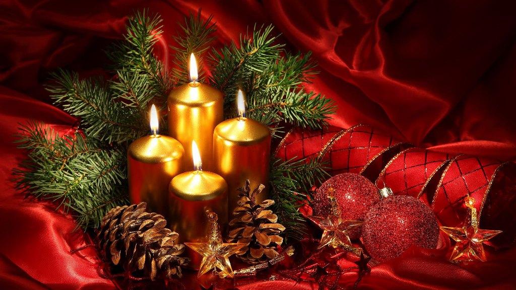 Гадание на свечах в Святки