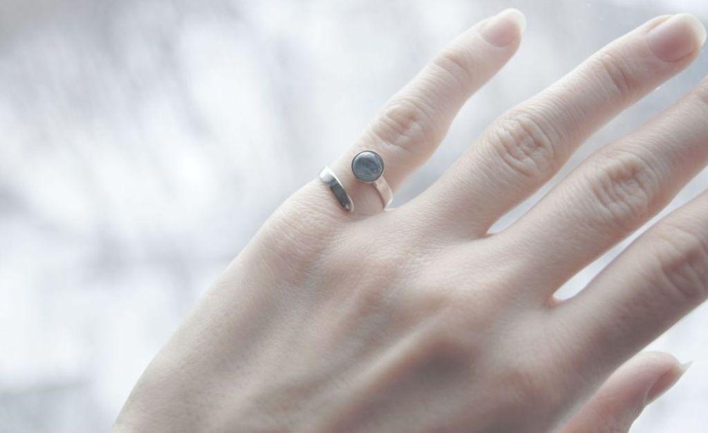 Безымянный палец и мизинец