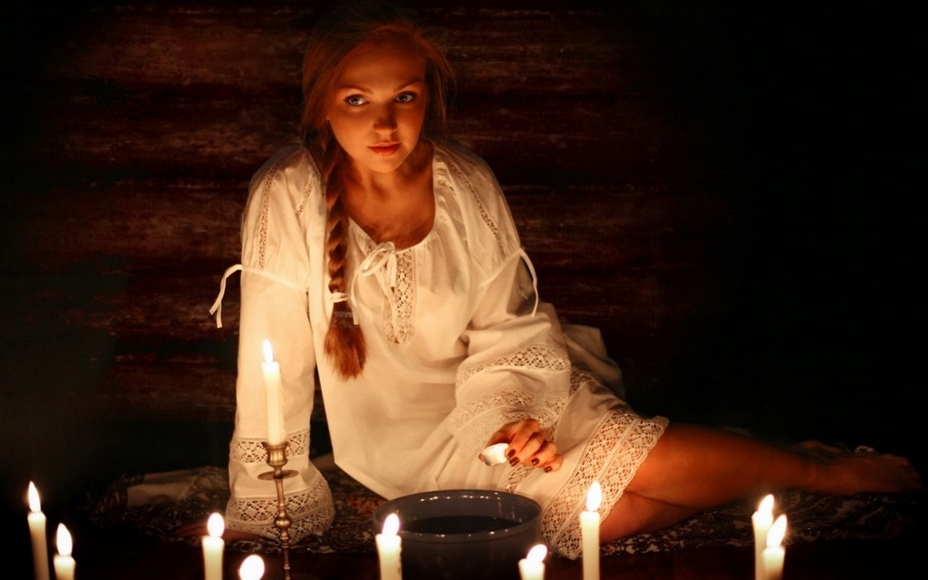 Гадание на свечах на суженого