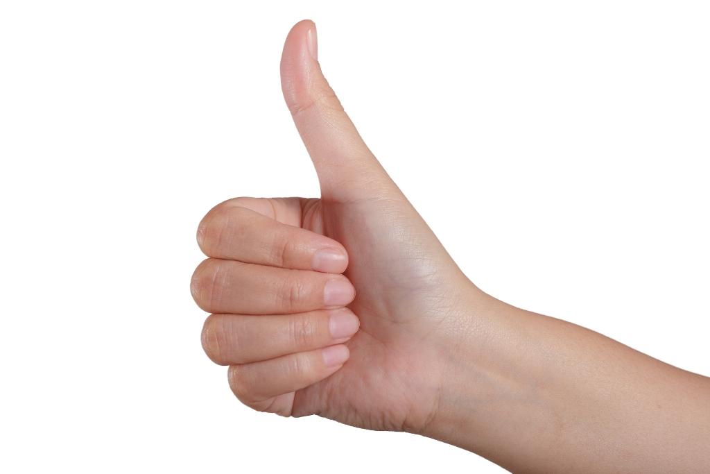 Большой палец